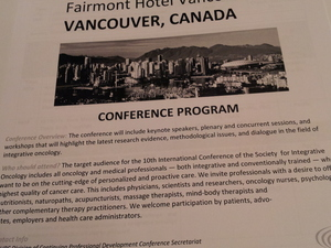 Society for Integrative Oncology