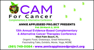 Excellent Annie Appleseed Project Ad 2019