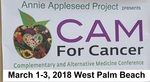 CAM for Cancer 2018