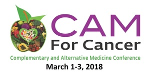 CAM for Cancer Logo - March 2018