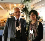 T Colin Campbell PhD with Ann Fonfa 2011