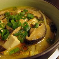 shitake mushroom immunity soup