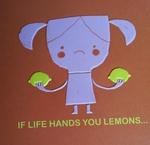 Life with lemons